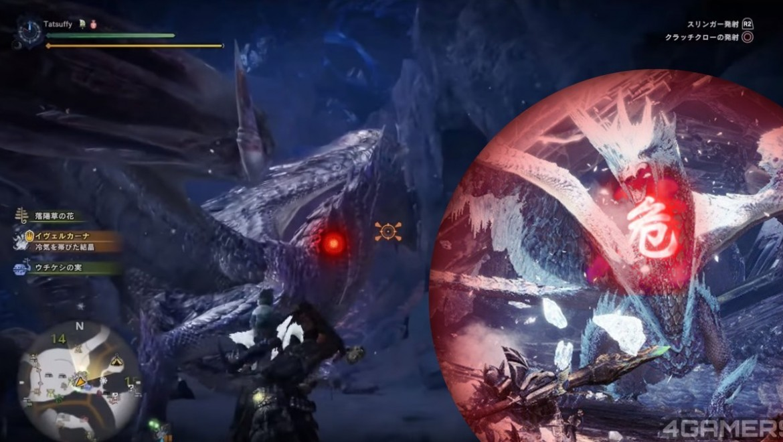 把《MHW:ICEBORNE》玩成《隻狼》,冰咒龍還沒看到獵人就被「忍殺」了